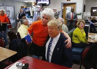 Donald Trump, Dee Duncan
