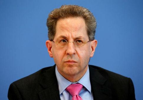 Hans-Georg Maassen, head of Germany's domestic intelligence agency / REUTERS