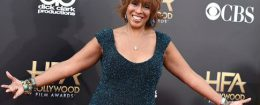 CBS host Gayle King / AP