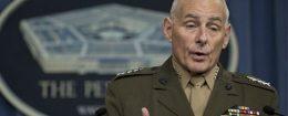 Ret. Marine Gen. John F. Kelly / AP