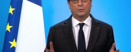 French President Francois Hollande / REUTERS