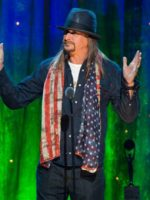 Kid Rock, the American man / AP