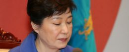 South Korean President Park Geun-hye / REUTERS