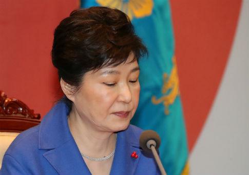 South Korean President Park Geun-hye / REUTERS