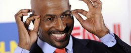 CNN contributor Van Jones / AP