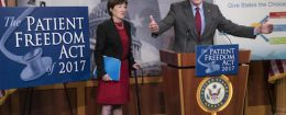 Bill Cassidy,Susan Collins