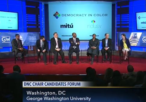 DNC candidate forum