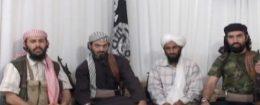2009 photo shows men who IntelCenter identifies as senior leaders of al Qaeda in the Arabian Peninsula / AP