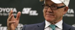 New York Jets owner Woody Johnson / AP