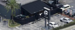The Pulse nightclub in Orlando, Florida / AP