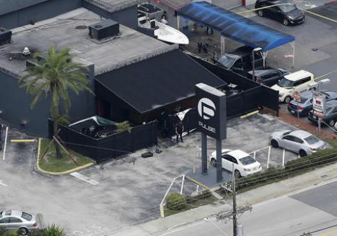 The Pulse nightclub in Orlando, Florida / AP