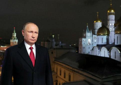 Russia's President Vladimir Putin / REUTERS