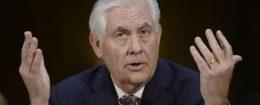 Rex Tillerson / AP