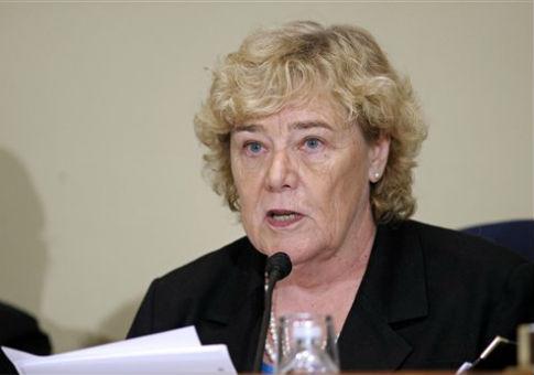 Rep. Zoe Lofgren (D., Calif.) / AP