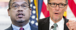 Keith Ellison, Tom Perez