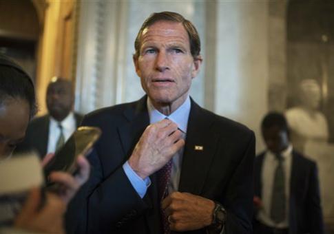 Sen. Richard Blumenthal (D., Conn.) / AP