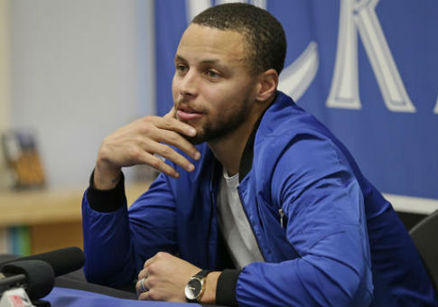NBA Star Floats Leaving Under Armour Deal After CEO ...