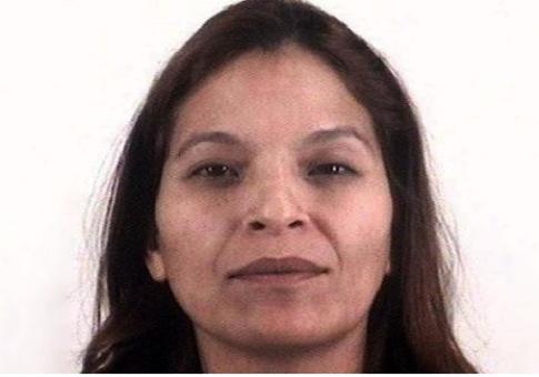 Rosa Maria Ortega / Tarrant County Sheriff's Department