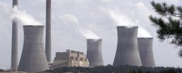 Plant Scherer, the nation's largest source of carbon dioxide / AP