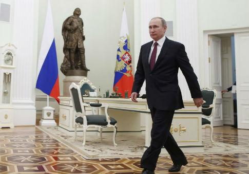 Russian President Vladimir Putin / REUTERS