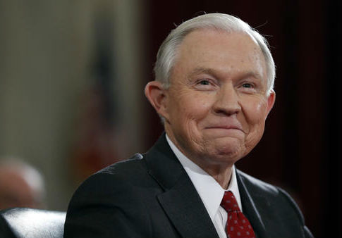 Attorney General Jeff Sessions / AP