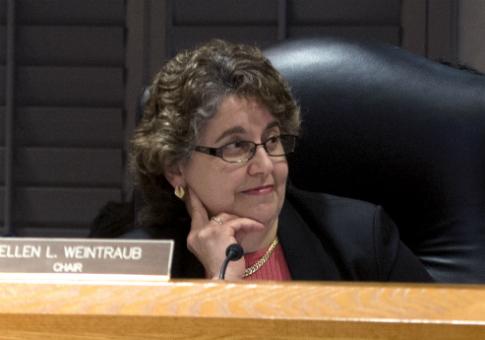 FEC Commissioner Ellen Weintraub / AP