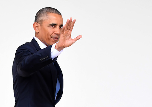 photo image Obama Wishes French Presidential Candidate 'All the Best' in Campaign, Claims It Wasn't Endorsement