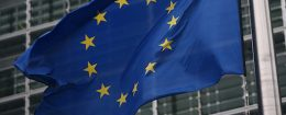 European Union flag /
