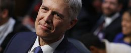 Judge Neil Gorsuch