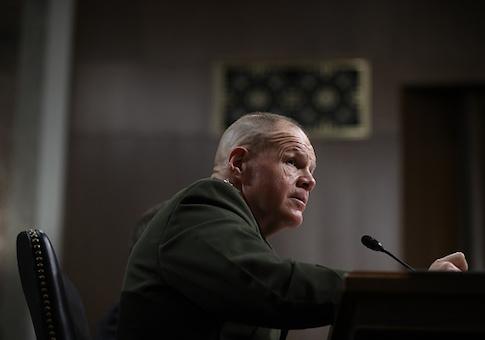 Commandant of the Marine Corps Gen. Robert Neller