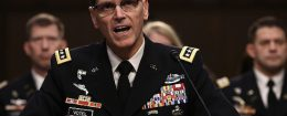 U.S. Central Command Commander Army Gen. Joseph Votel