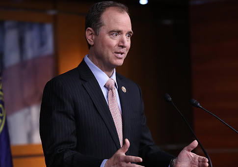 Rep. Adam Schiff (D., Calif.) / Getty