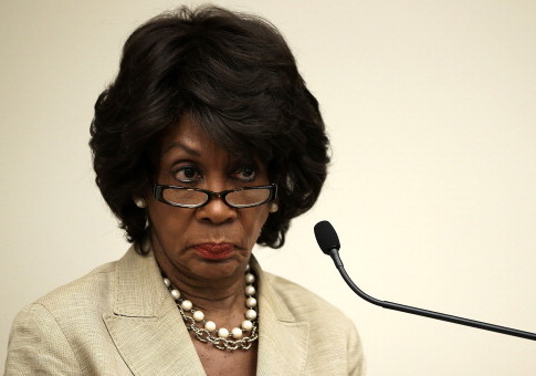 Maxine Waters Wants President Trump Impeached: 'I'm Out to Get Him'