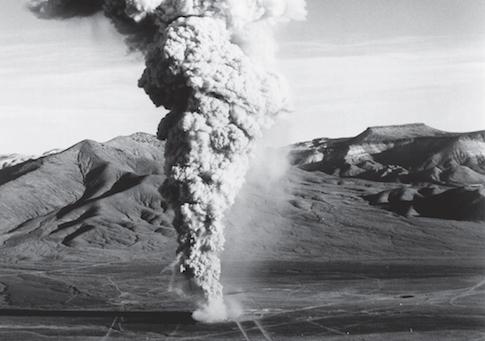 1970 Baneberry Test / Los Alamos National Laboratory