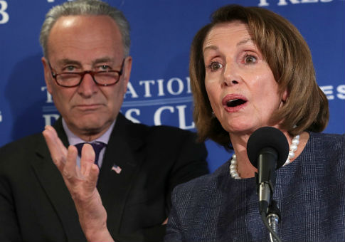 Image result for Schumer And Pelosi