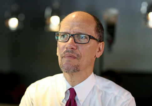 photo image Complaint Filed Against DNC Chair Perez With FEC Over Donations