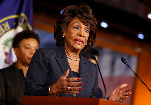 Maxine Waters Slated to Pay Daughter Another $108K From Campaign Funds