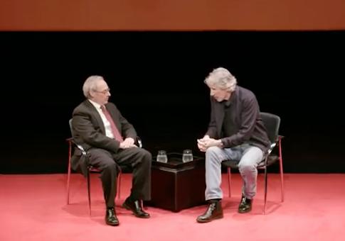 Roger Waters at TimesTalks