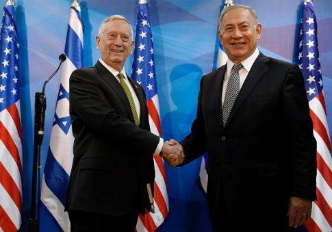 photo image Netanyahu Welcomes Trump Admin's Foreign Policy as 'Great Change'