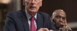 US Director of National Intelligence Dan Coats