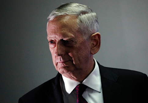 photo image Mattis: Shift in Counter-ISIS Campaign Will Ultimately 'Annihilate' Terrorist Group