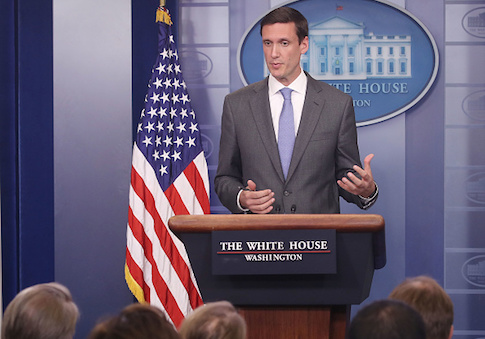 Homeland Security Adviser Tom Bossert