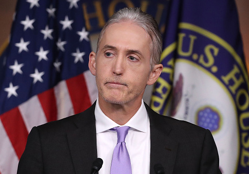 Rep. Trey Gowdy (R., S.C.) / Getty Images