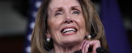 House Minority Leader Nancy Pelosi / Getty Images