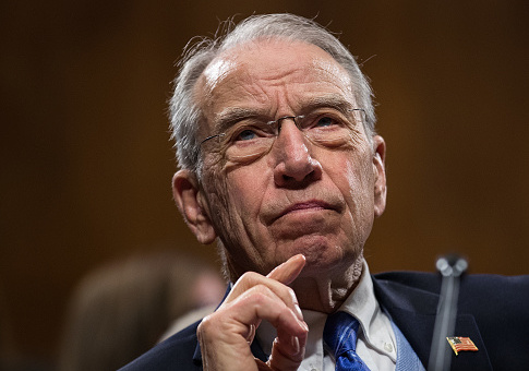 Grassley on DACA Negotiations: For Democrats, 'It's Their Way or the Highway'