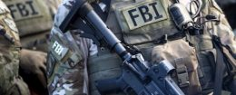 Members of a Federal Bureau of Investigation SWAT team are seen during an FBI field training exercise