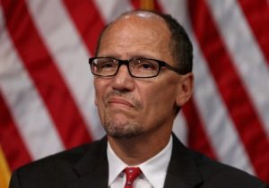 DNC Chair Tom Perez / Getty