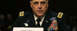U.S. Army Gen. Mark A. Milley