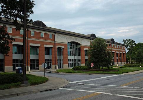 Clemson University student center