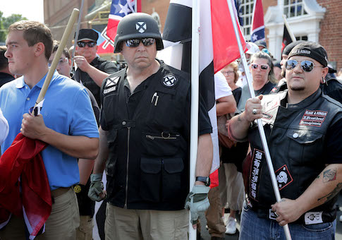 82nd airborne division issues condemnation of white supremacist